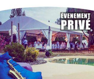 événement privé