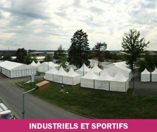 location bâtiments industriels et sportifs