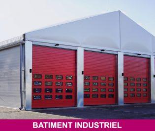 bâtiment et équipement industriel
