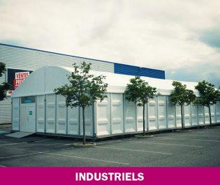 bâtiments et équipements industriels
