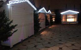 Chalet 3m blanc de nuit – STE HERMES PARIS Structura