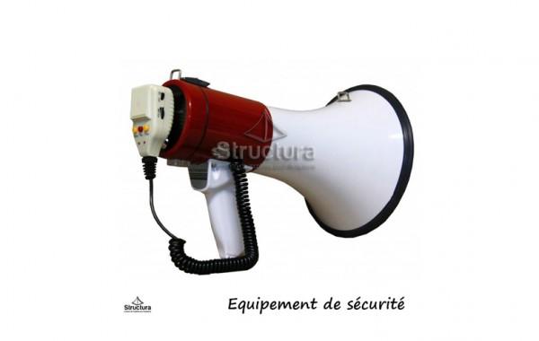 Equipement sécurité