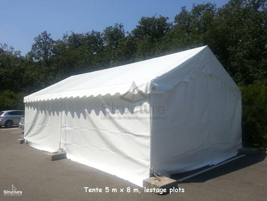 location tente 43