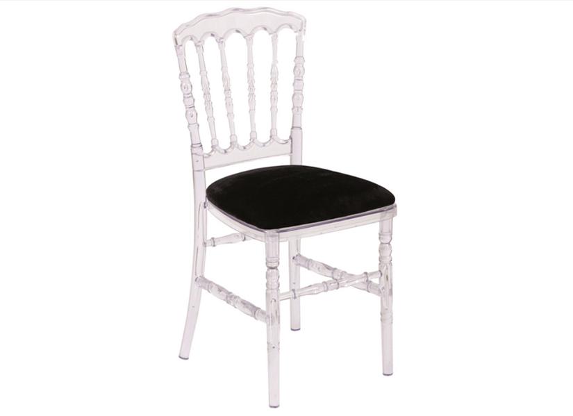 chaise-cristal Location de matériels en libre service
