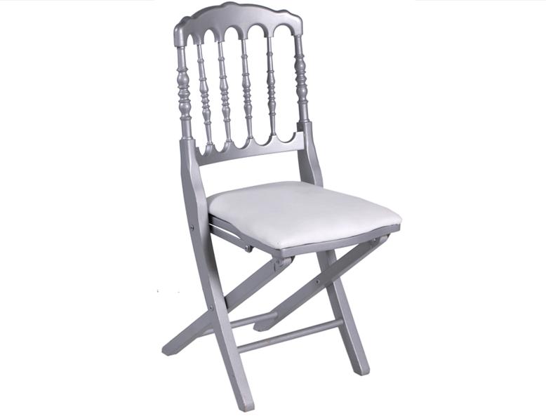 chaise-napoleon-grise Location de matériels en libre service