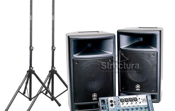 Equipement sonorisation
