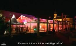 éclairage Structura