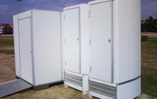 Option   Toilette autonome