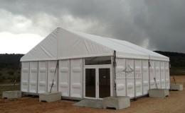 Location bâtiment stockage vente produit Structura
