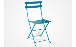 chaise-bistrot-turquoise