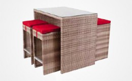New York modele sable assise rouge Structura
