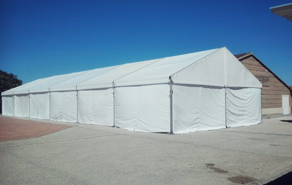 09- Structure (chapiteau) 10mx30m