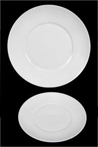 Assiette-Quebec-28-cm-23-cm Assiette