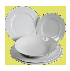 location-materiels-vaisselle-porcelaine-assiette-rond-blanc-293x300 Assiette
