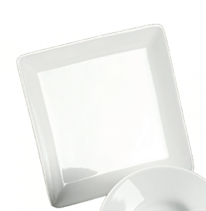 location-materiels-vaisselle-porcelaine-ramequin-carre-293x300 Assiette