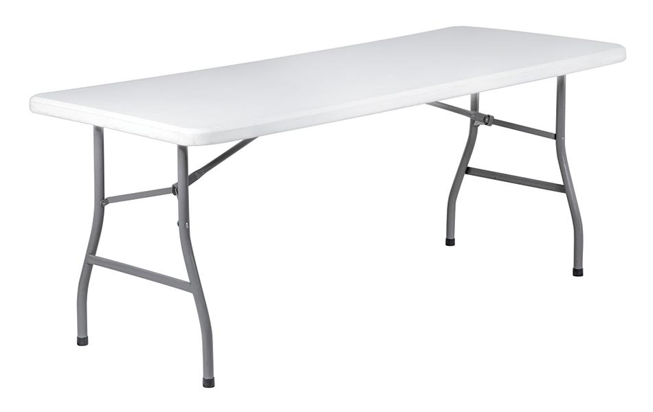 table-rectangulaire Location de matériels en libre service
