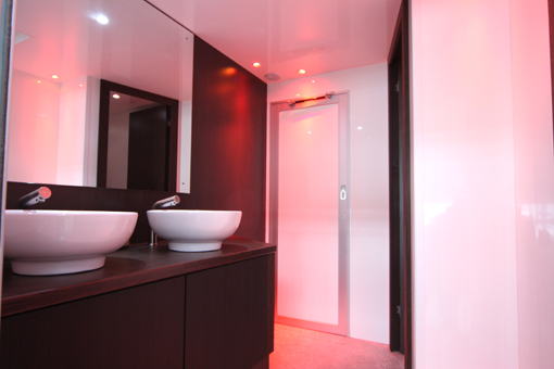 Option | Toilette autonome vip