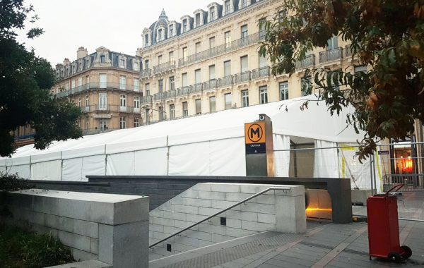 12- Structure (chapiteau) 15mx25m