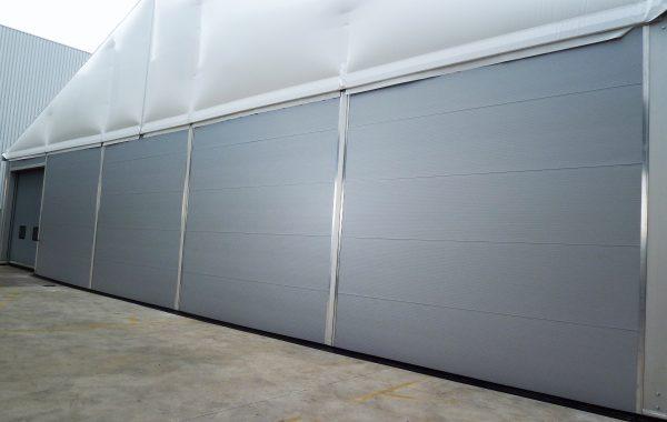 17- Bâtiment industriel (stockage) 20mx15m