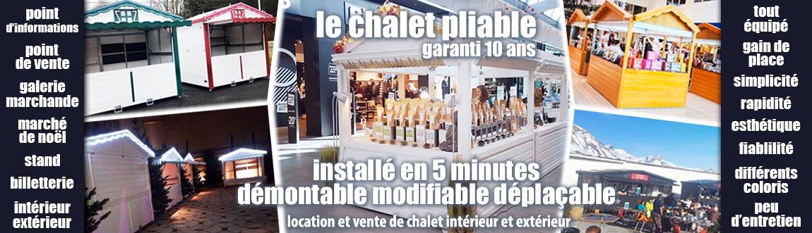 Chalets et patinoiresstructura location de mat riels de for Mobilier lumineux exterieur