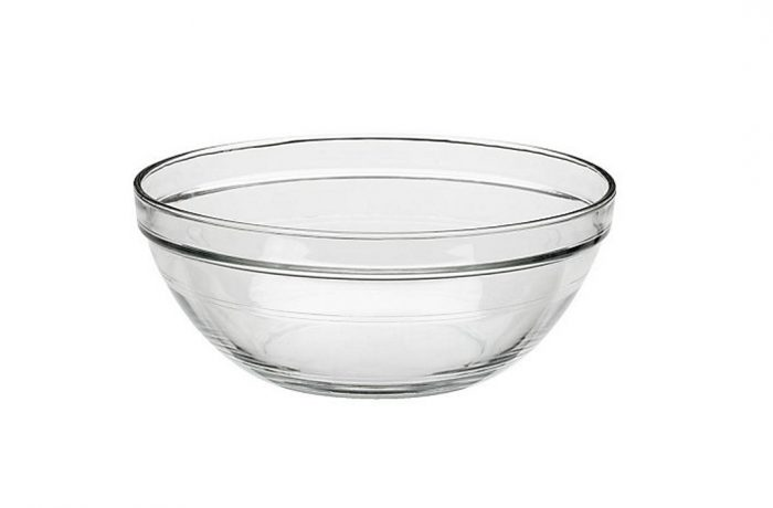 5-1 Saladier en verre