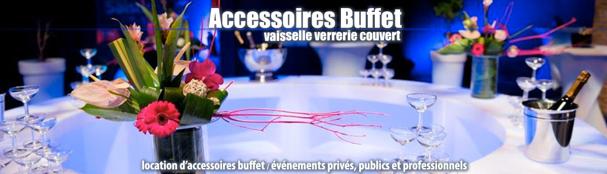 Accessoires buffet