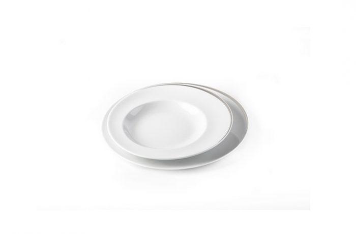 "Assiette ""Ellipse"""