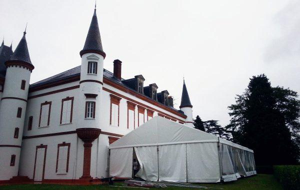 09- Structure (chapiteau) 10mx20m