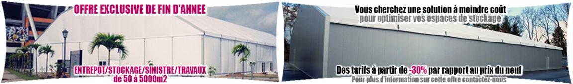 Bâtiment industriel : -30% par rapport au prix du neuf chez Structura !