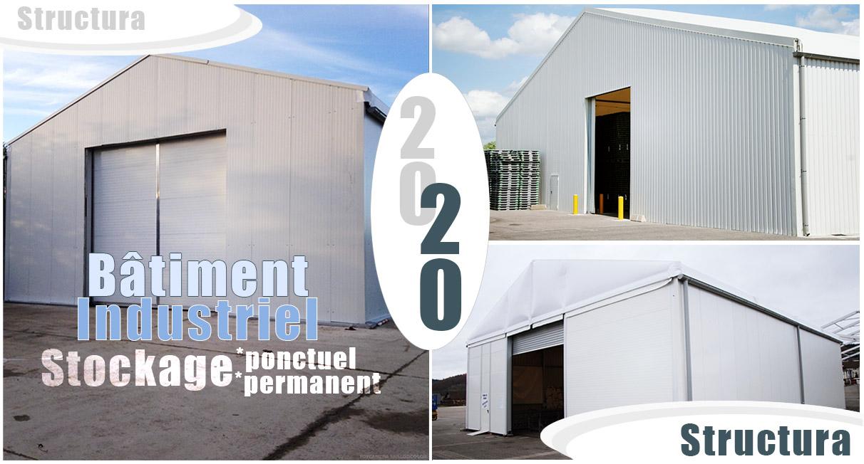 Structura structure industrielle, bâtiment industriel
