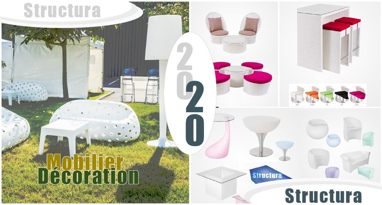 Mobilier et Décoration Structura