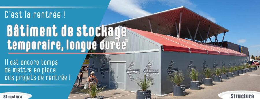 location vente de bâtiment longue durée chez Structuraa