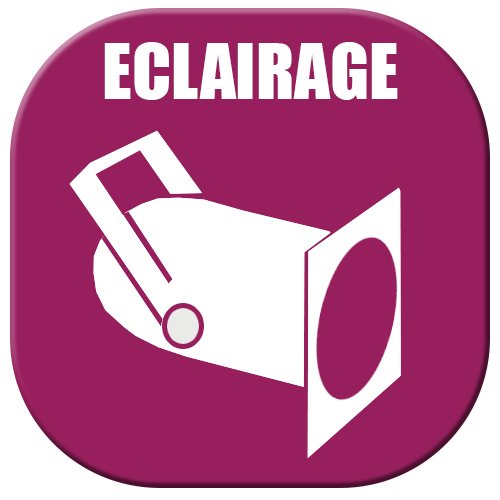 eclairage-blanc Arbre led